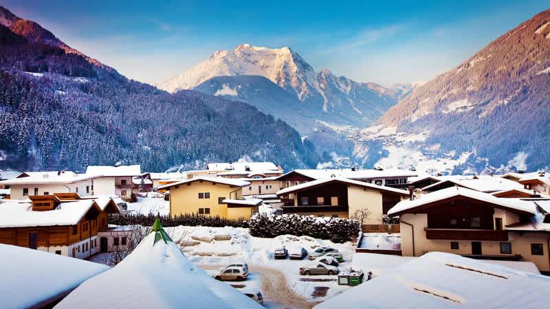 Accommodaties en aanbiedingen Mayrhofen