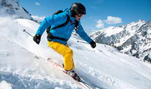 Wintersport in Zell am See en Kaprun