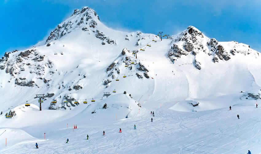 Winter Obertauern