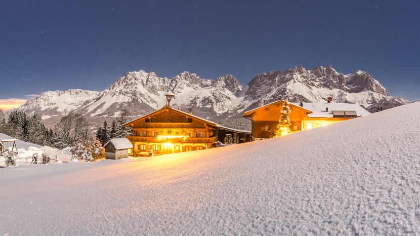 Winter Oostenrijk