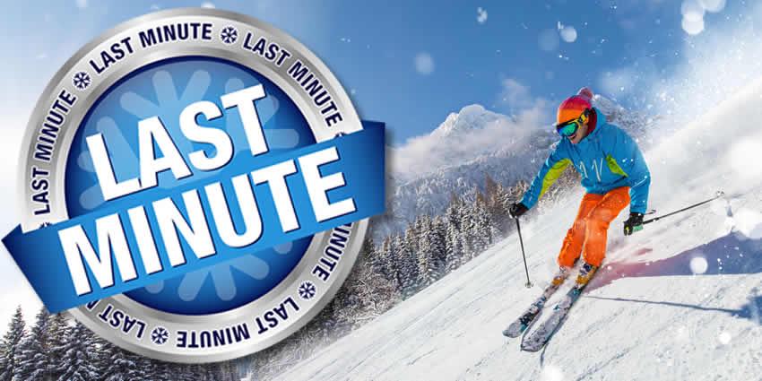 Tips last minute wintersport