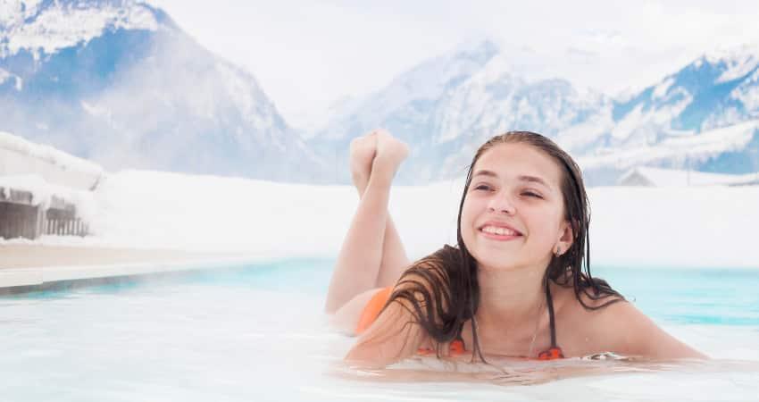 Wintersport met wellness