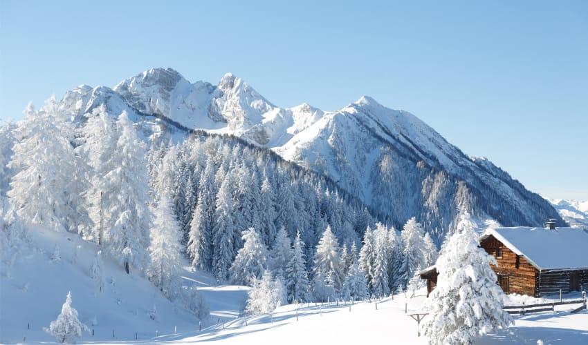 Wintersport Salzburgerland