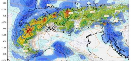 WRF-sneeuwverwachting-0212 Alpen wintersport