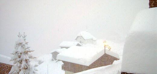 Sneeuwhoogte Zwitserland Wallis Bettmeralp
