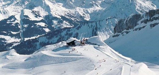 Winterpret in Kleinwalsertal