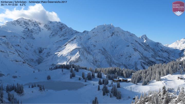 Winterse weekend in beeld