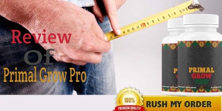 Primal Grow Pro Reviews