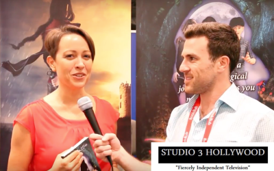 Studio 3 Hollywood Interviews Winterwolf Press at BEA 2017: Insight into New Publisher & Upcoming Books