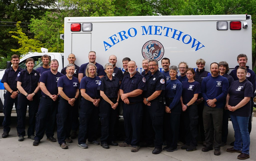 COVID-19 aero methow emergency services COVID-10