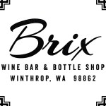 brix wine bar and bootle shop logo