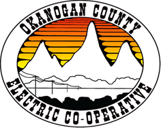 Okanogan county electric co-operative logo