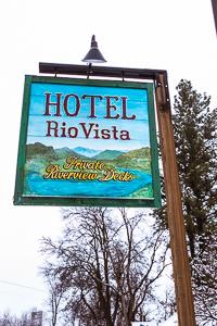 Hotel Rio Vista Logo