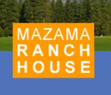 Mazama ranch house logo