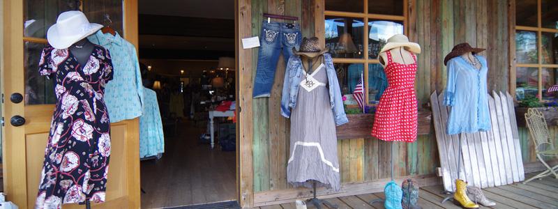 shopping in histori western winthrop washington
