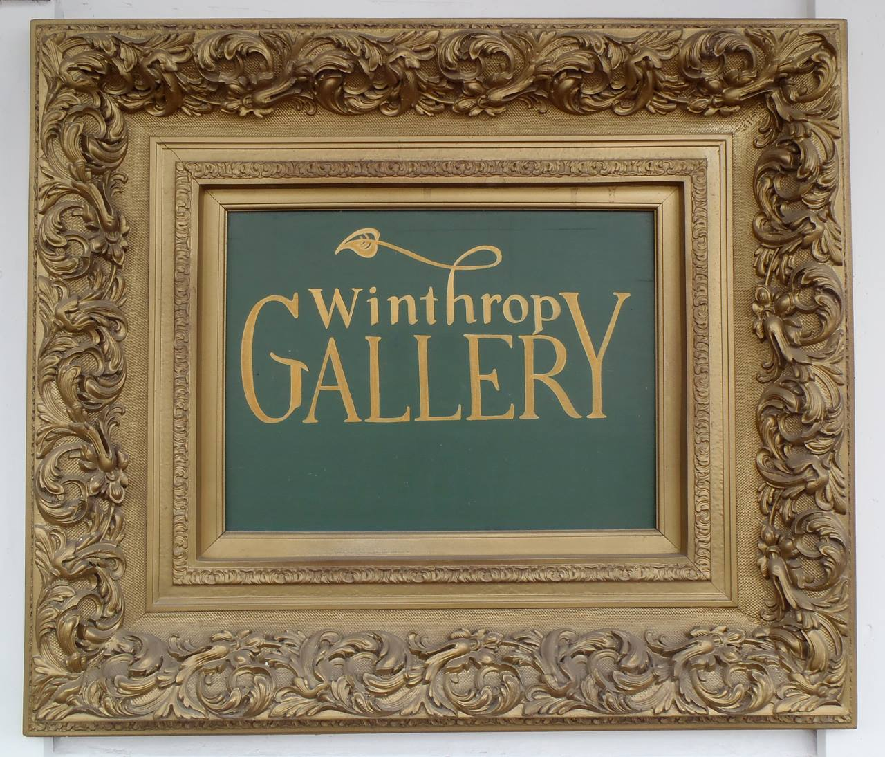 Winthrop Gallery logo