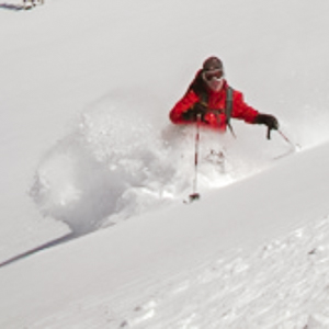 go heli skiing backcountry in Winthrop Washington