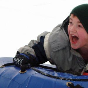 go sledding in winthrop washington