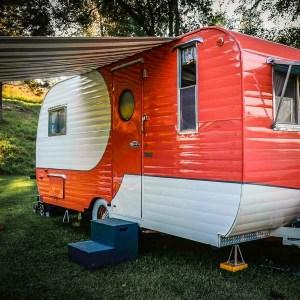 Go camping in Winthrop Washington glamping
