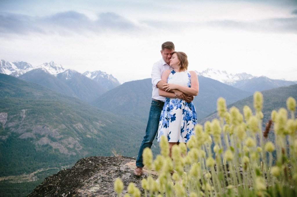 Okanogan National Forest Winthrop Washington Wedding Melissa Days Photography