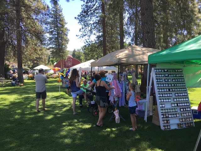winthrop washington sunday market