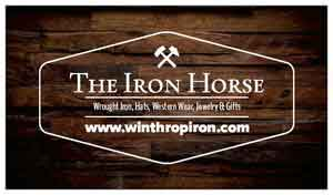 iron horse shopping in winthrop