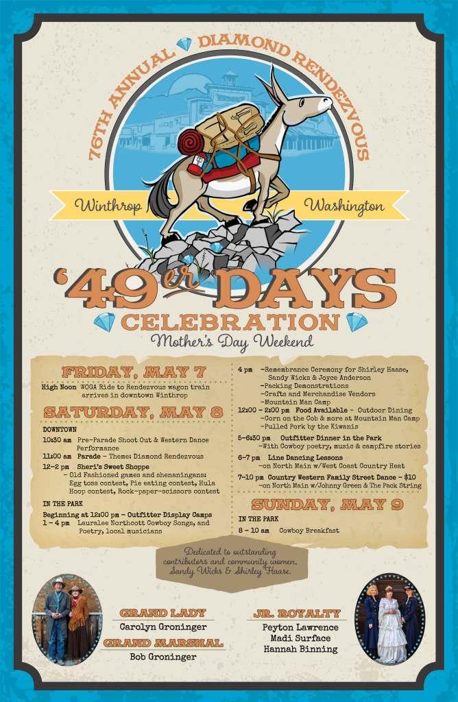 49er Days Western Heritage Festival