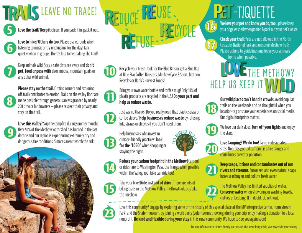 eco tourism brochure environmental protection responsible tourist eco travel environmentally friendly