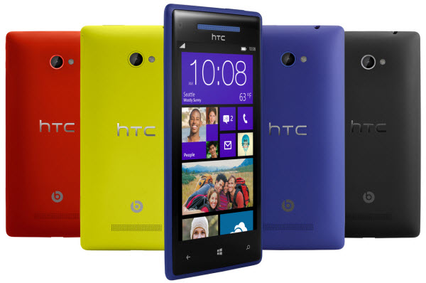 HTC-Windows-Phone-8X-All-Colors