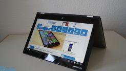 Lenovo Yoga 2 Pro Zelt 1