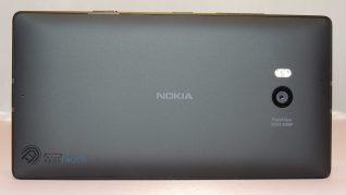 Lumia 930 Der Polycarbonatrücken