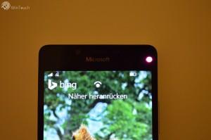 Microsoft Lumia 950 Iris Scanner