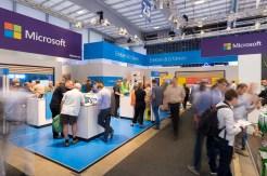 IFA15_Microsoft_Messestand