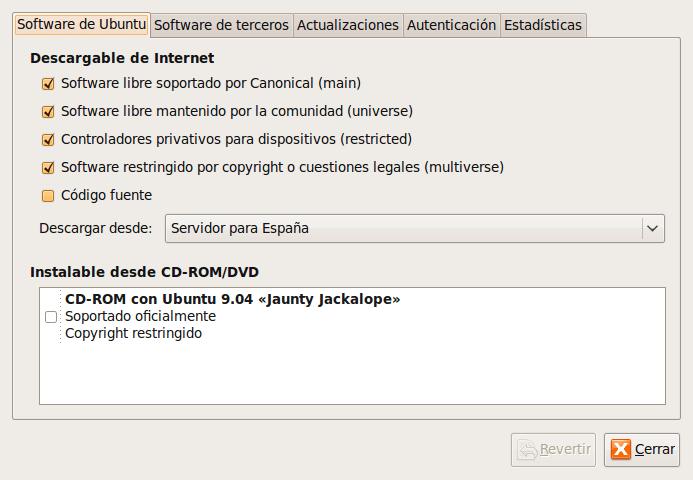 softwareubuntu