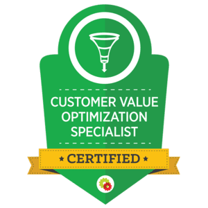 CVO Customer Value Optimization Specialist