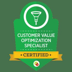 CVO Customer Value Optimization Specialist