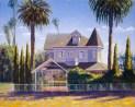 """Dunker Victorian in Old Town Cordelia"" by Daphne Wynne Nixon"