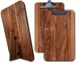 Wooden Standing Menu Boards