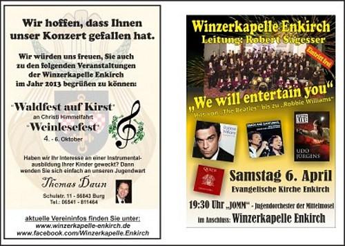 Pop Konzert 2013 - aussen