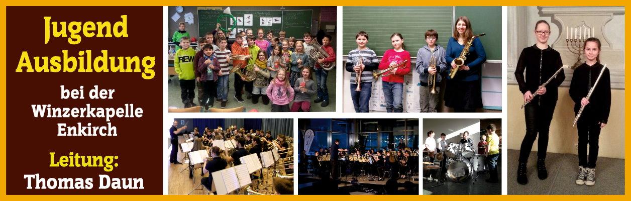 Jugendausbildung in der Winzerkapelle Enkirch