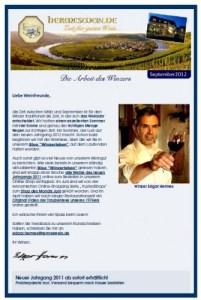 Die Arbeit des Winzers - Die Weinlese rückt näher