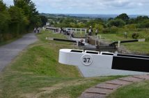 Caen Hill Locks 3