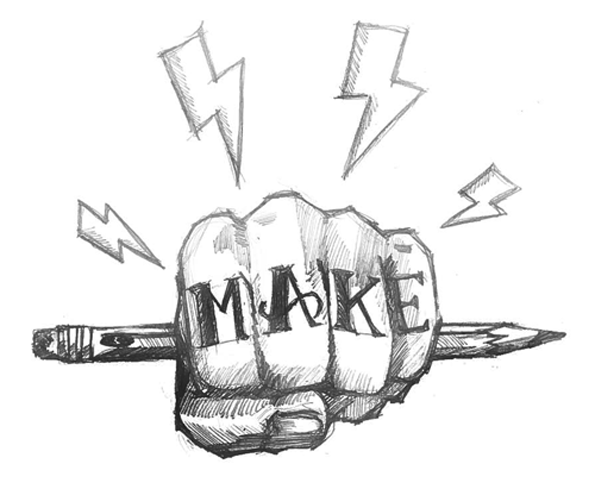 Make With Me – Digital Badges