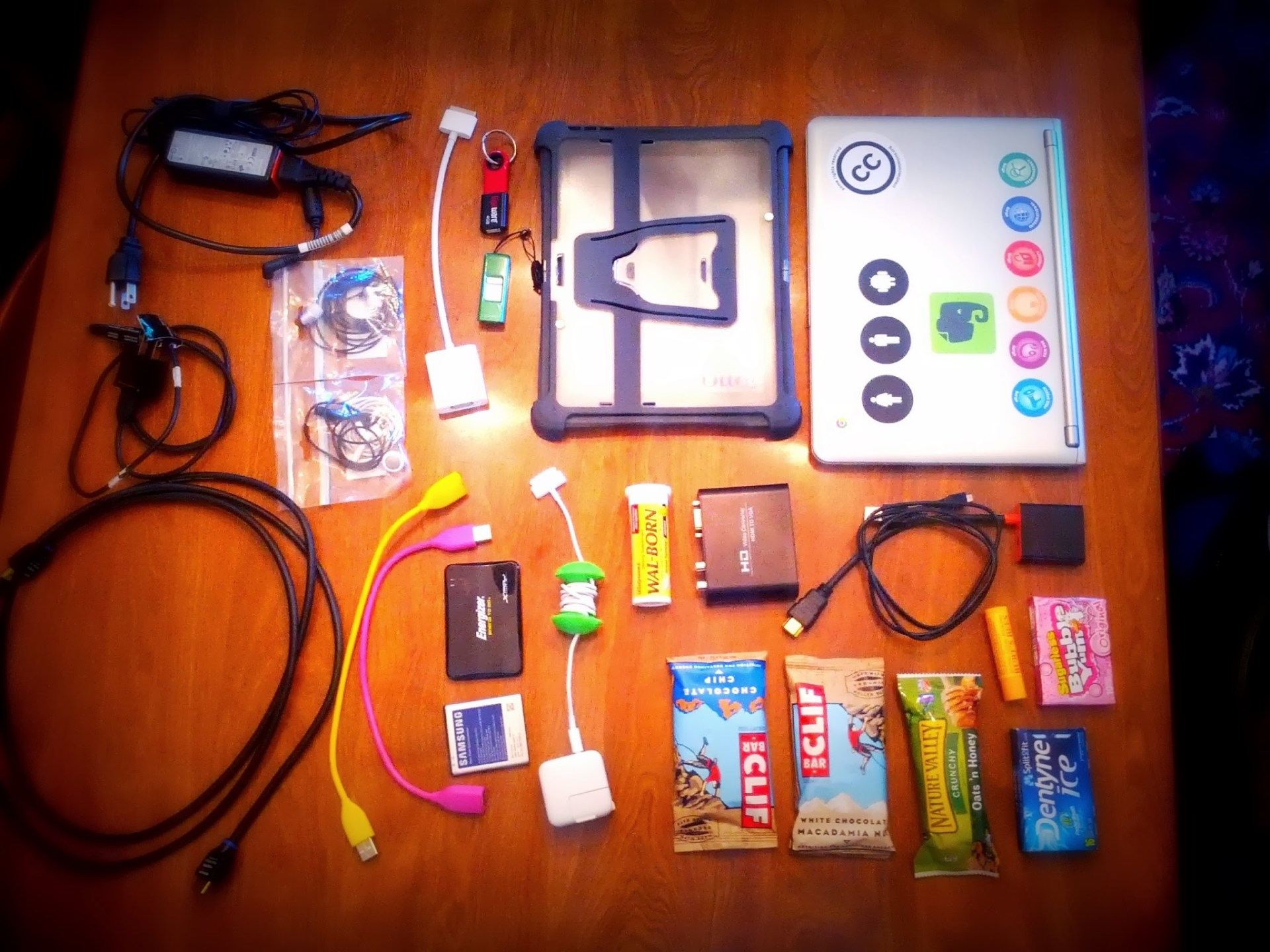 Digital MacGyver: What's In Your Bag – The Chromebook, Chromecast, and a Flexible Solution