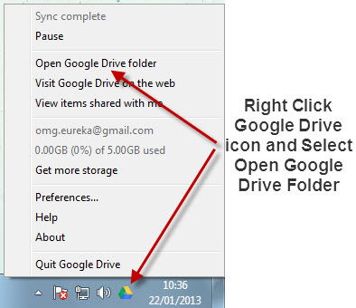 how to protect your google drive folder