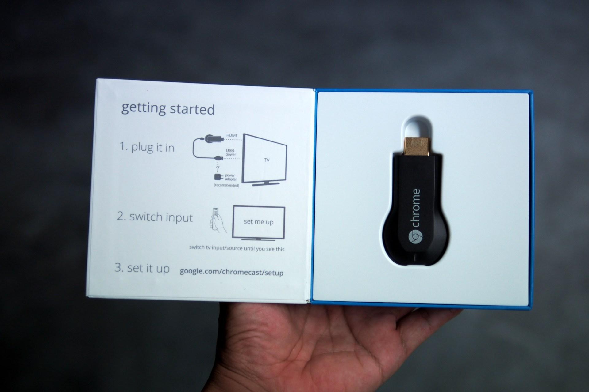 What I Use: Chromecast