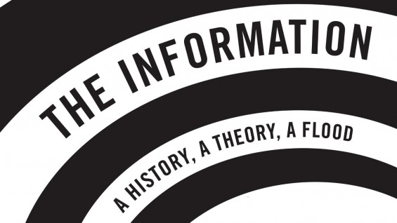 Collaborative Summer Read – The Information: A history, a theory, a flood