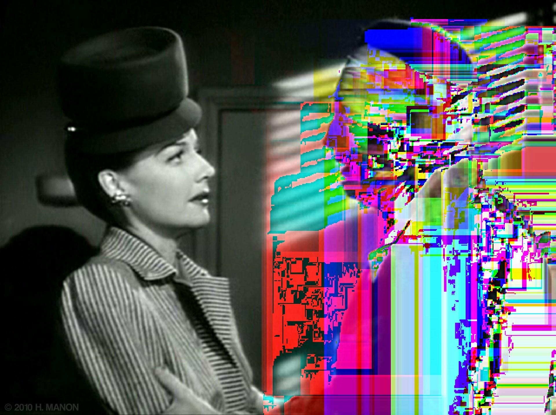Deconstruct My Digital Identity Through a Glitch Remix Video – #CLMOOC Make Cycle 1