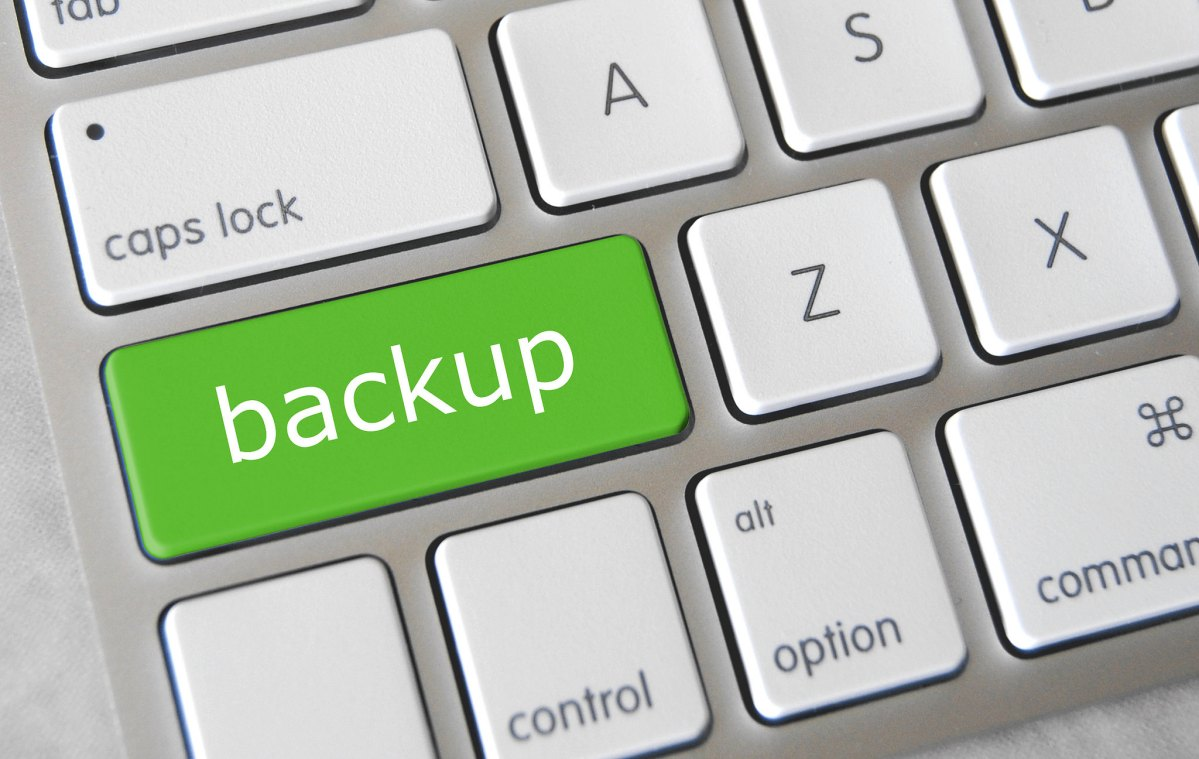 Backup your digital information and devices
