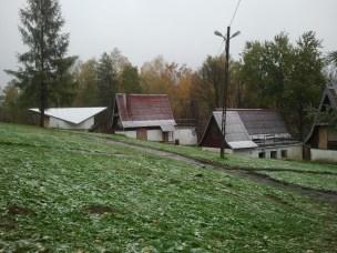 Pierwsze oznaki zimy